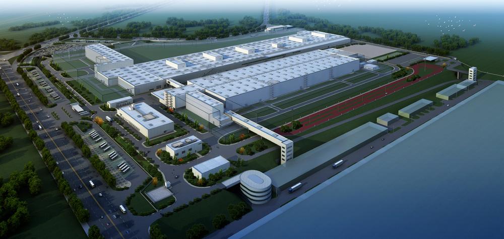 宝马大东新工厂