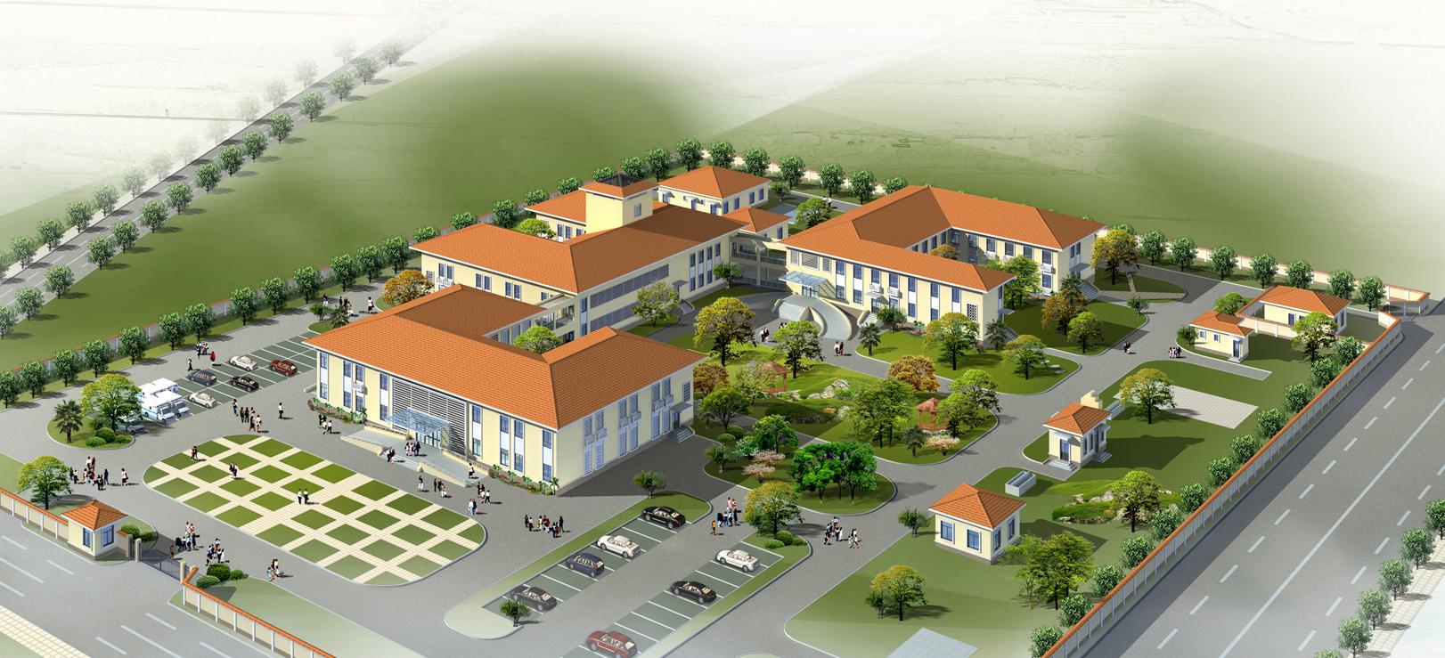援马里医院项目