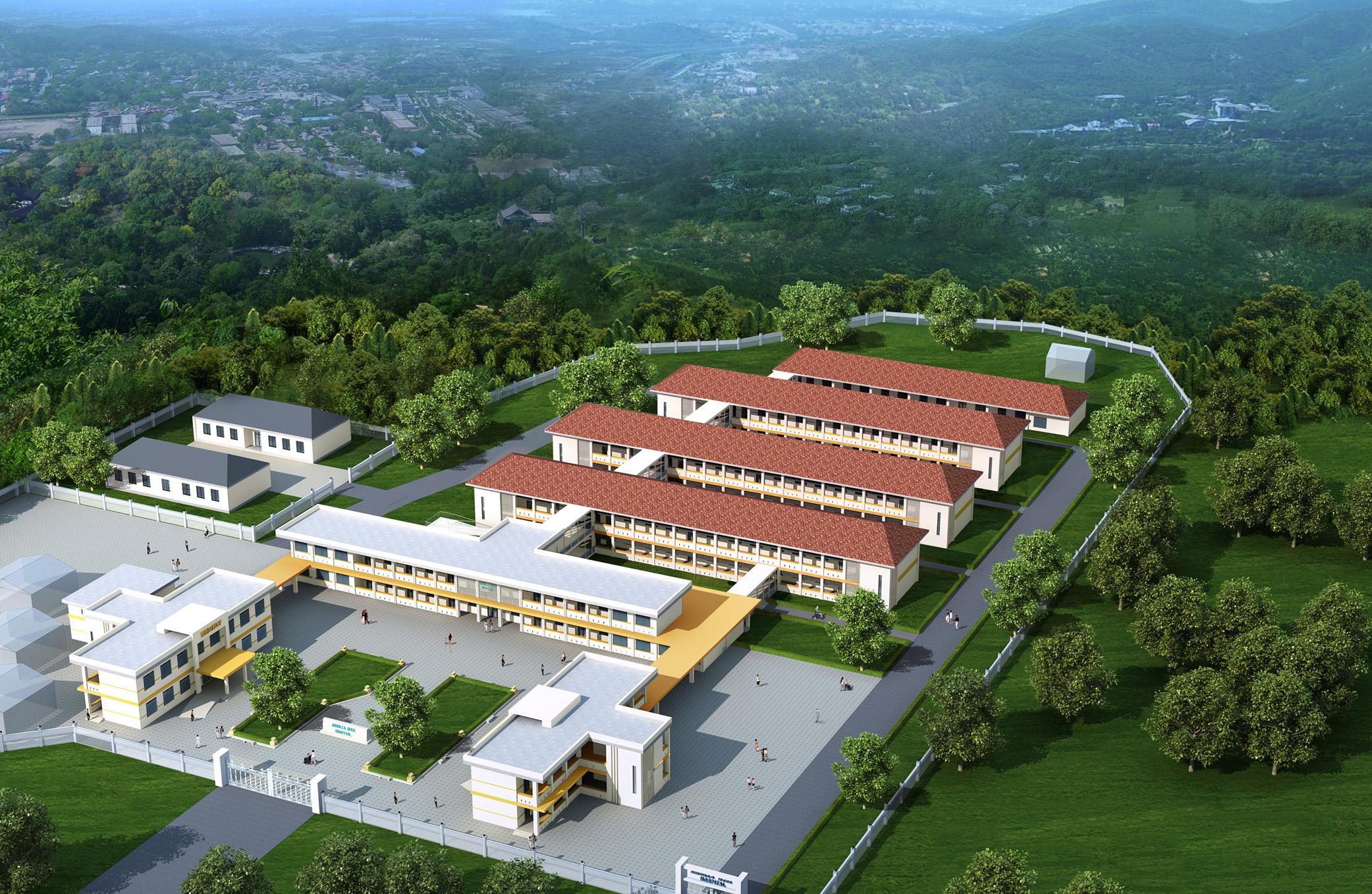 援桑给巴尔阿布杜拉•姆才医院升级改造项目