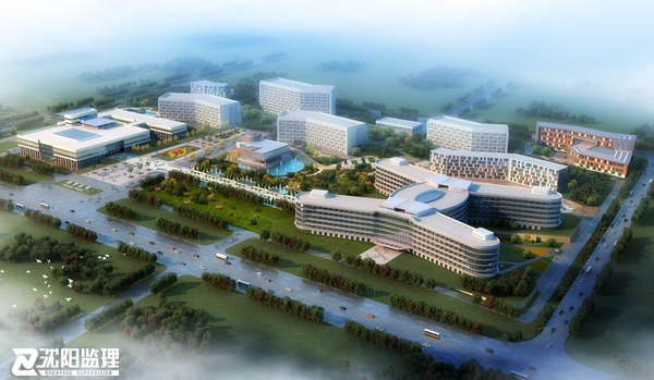 中国医科大学附属盛京医院沈北院区二期工程