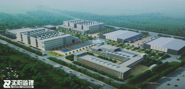 中国移动辽宁公司沈北位置信息产业园工程