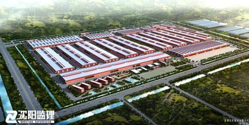 盘锦忠旺铝业有限公司150万吨高精铝挤压及铝加工项目