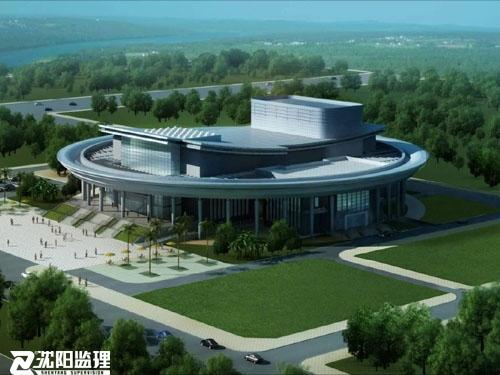 援越南越中友谊宫项目