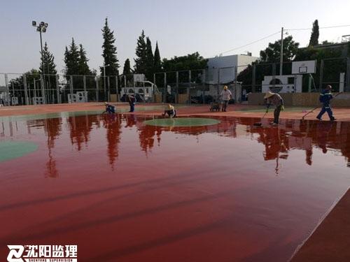 援突尼斯青年文化体育中心升级改造项目