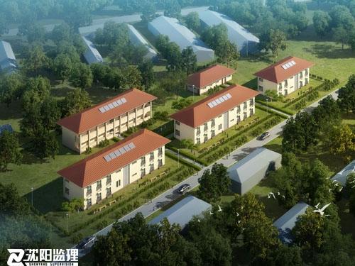 援坦桑尼亚摩西警校扩建项目