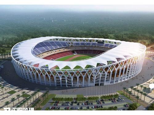 援科特迪瓦阿比让体育场项目管理