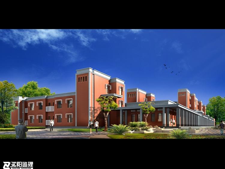 援纳米比亚国防学院项目