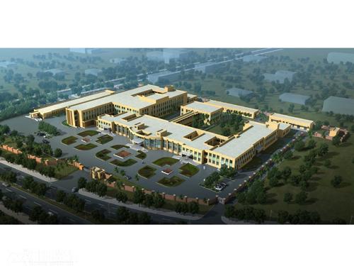 援安哥拉罗安达省总医院维修改扩建项目