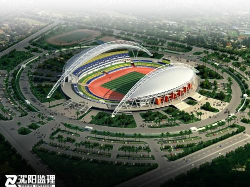 援加蓬体育场项目
