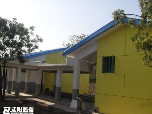 援埃塞俄比亚农村小学项目