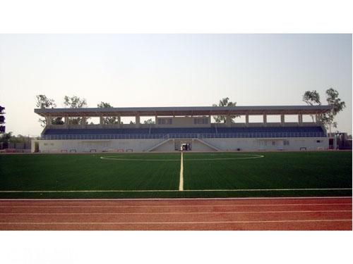 援塞内加尔姆布尔市、法蒂克和考拉克三座地区体育场项目