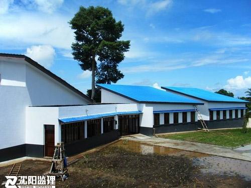 援桑给巴尔农村学校项目