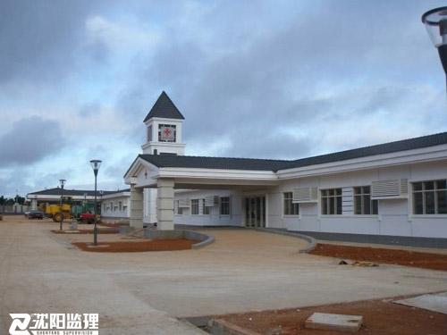 援科特迪瓦加尼瓦医院