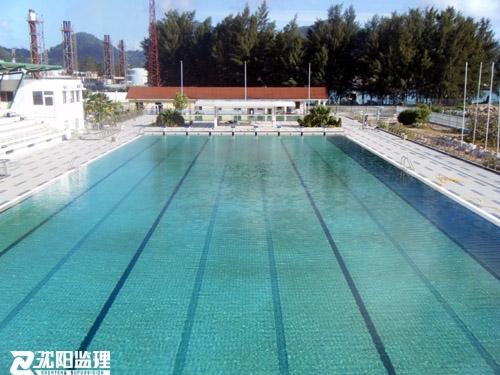 援塞舌尔国家游泳池项目