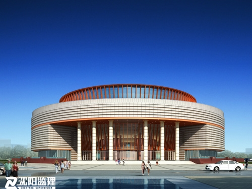 援塞内加尔黑人文明博物馆项目