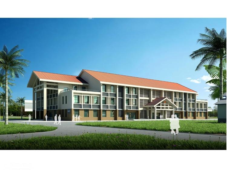 援南苏丹朱巴教学医院改扩建项目