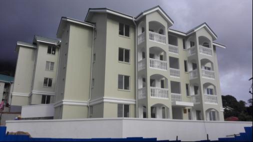 塞舌尔住房项目一期